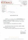 Warszawa Efekt - URBI 2016 Referencje Budotechnika Sp. z o.o. Wiaty przystankowe